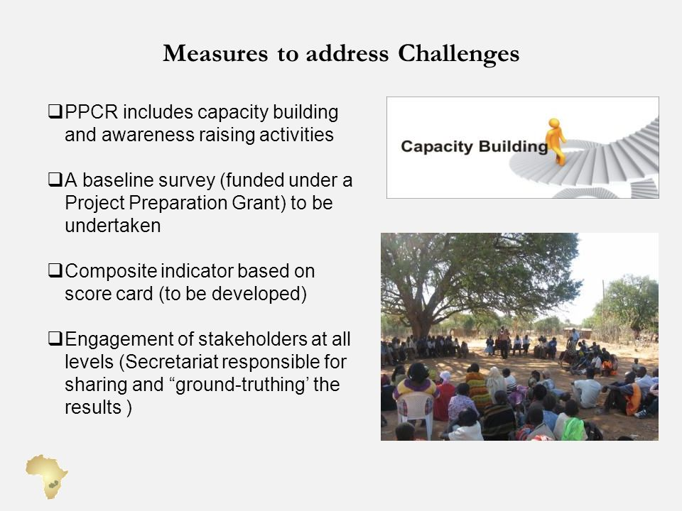 Measures to address Challenges