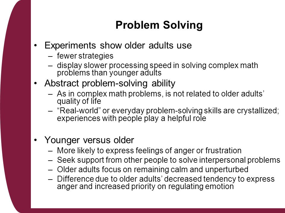 problem solving issues rats problem solving