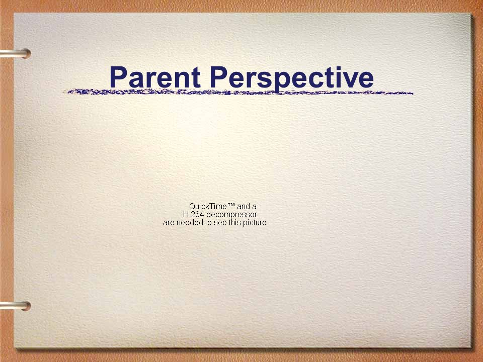 Parent Perspective