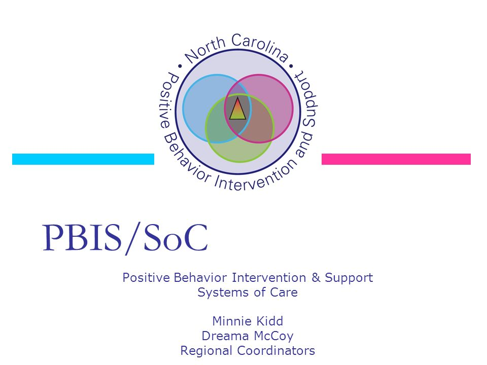 PBIS/SoC Positive Behavior Intervention & Support Systems of Care