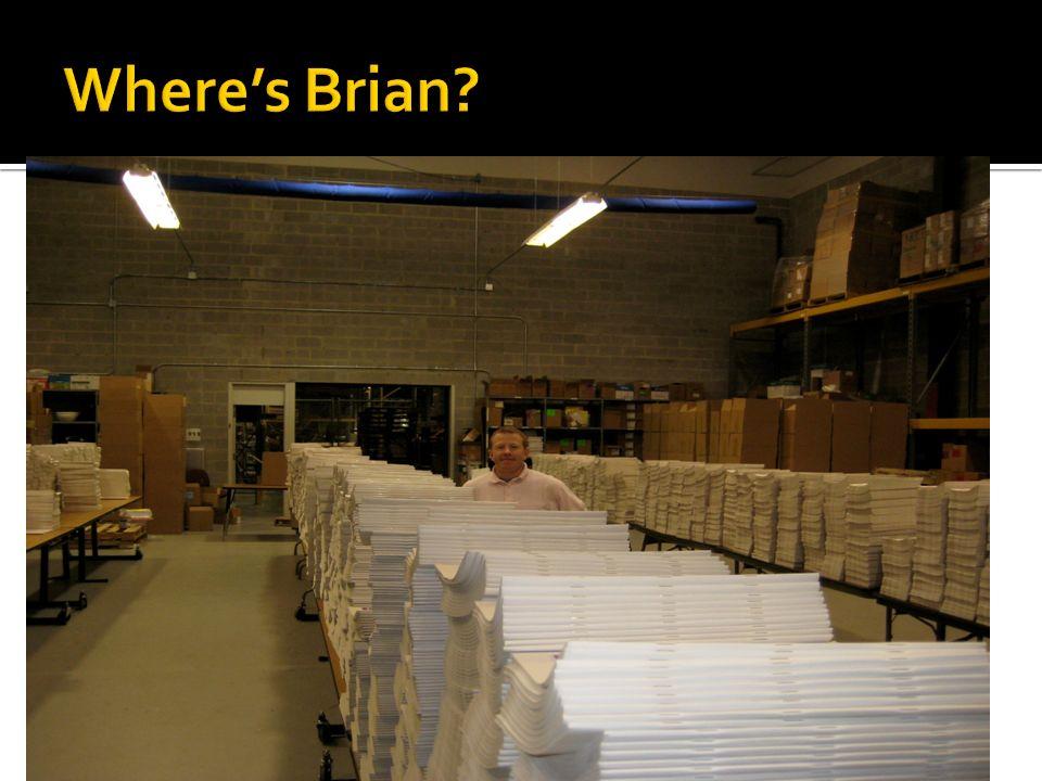 Where's Brian