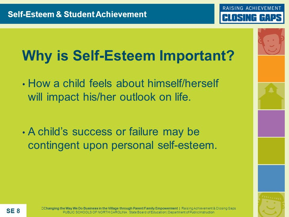 Why is Self-Esteem Important