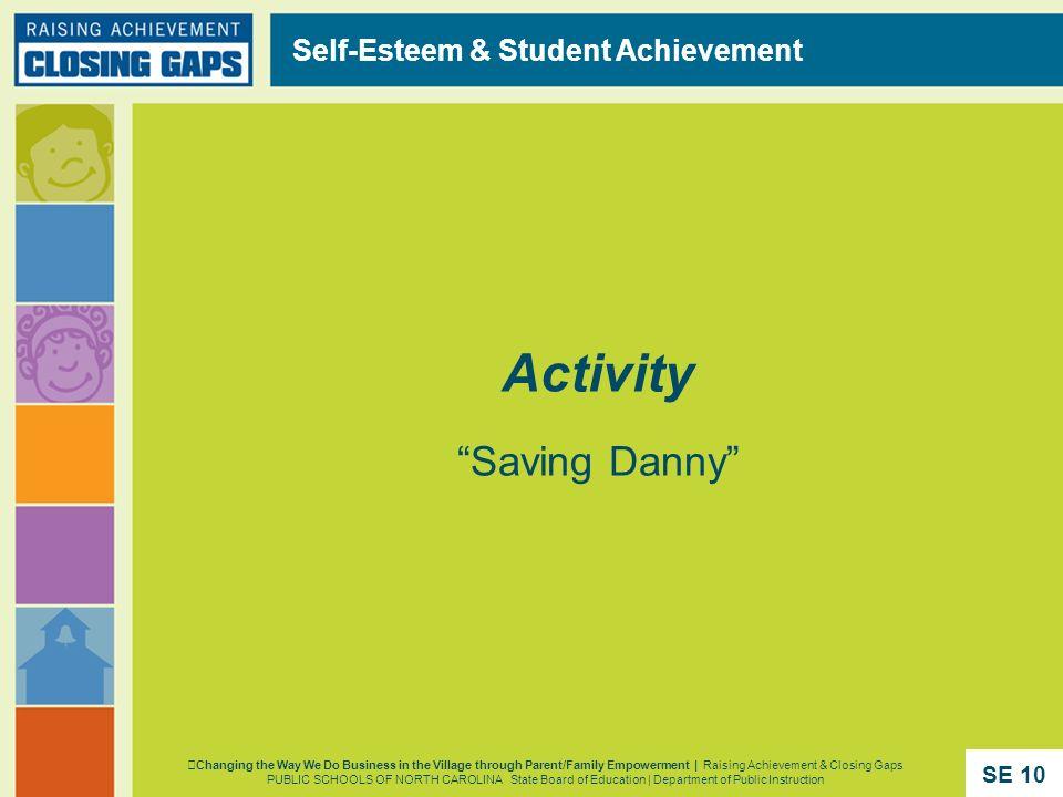 Activity Saving Danny