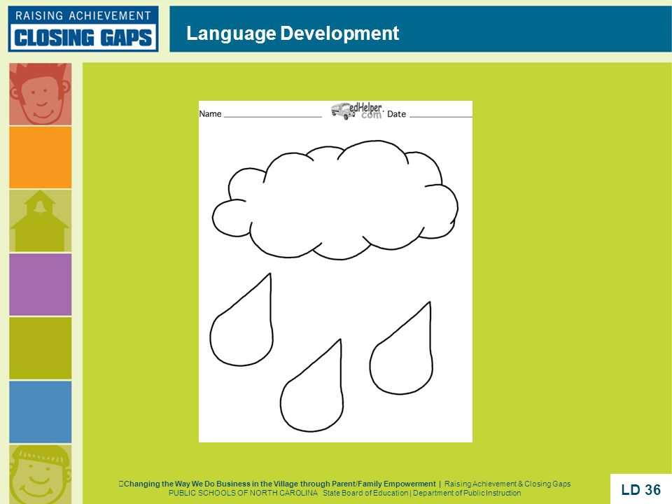 Language Development LD 36 LD 36