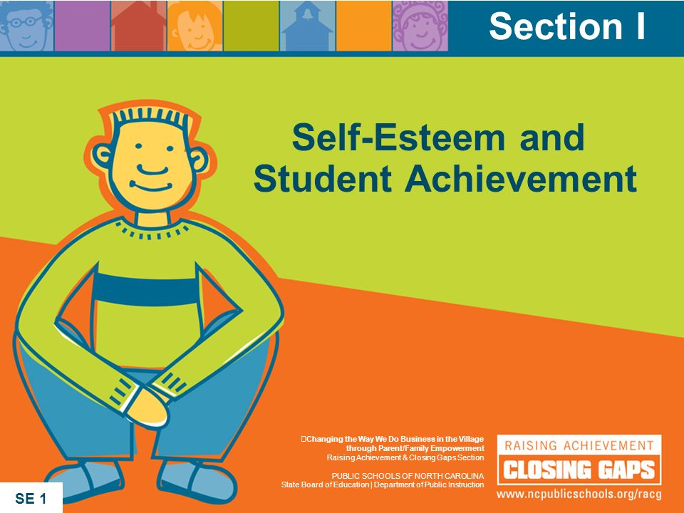 Self-Esteem and Student Achievement