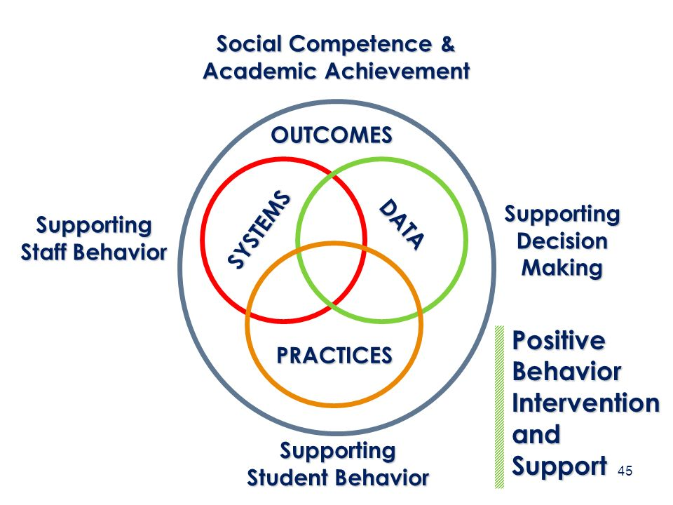 Positive Behavior Intervention and Support Social Competence &