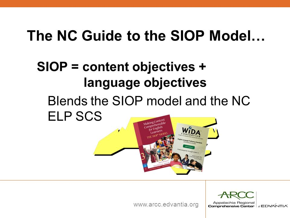 The NC Guide to the SIOP Model…