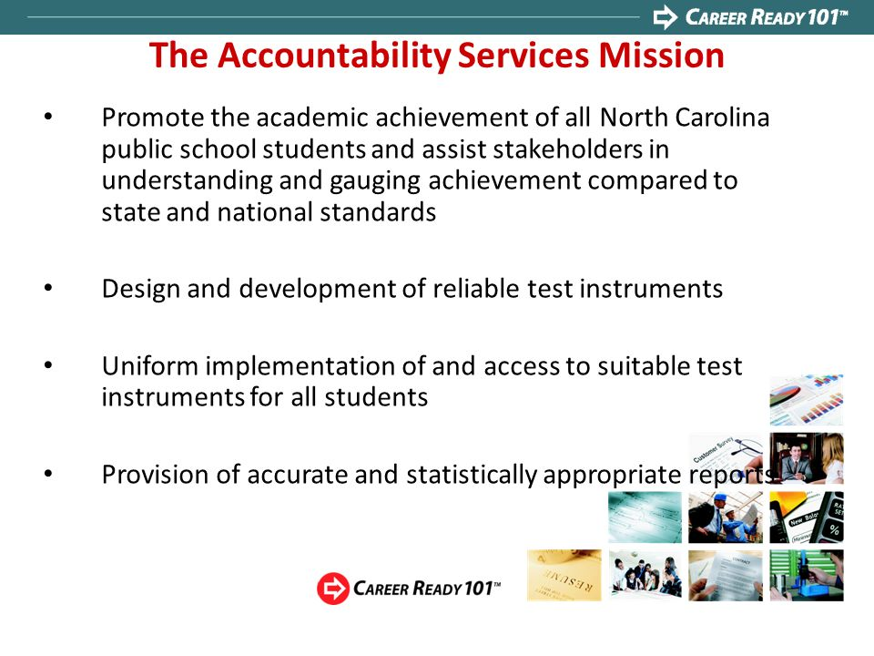 The Accountability Services Mission