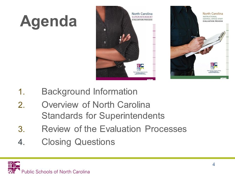 Agenda Background Information
