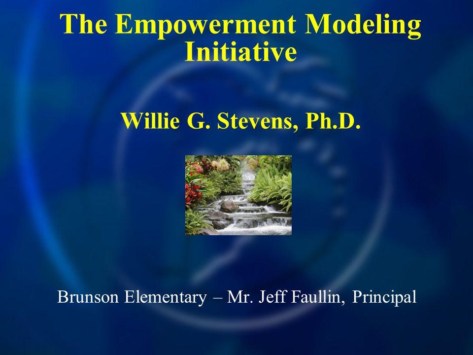 Brunson Elementary – Mr. Jeff Faullin, Principal