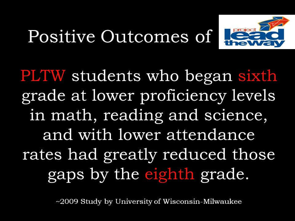 ~2009 Study by University of Wisconsin-Milwaukee