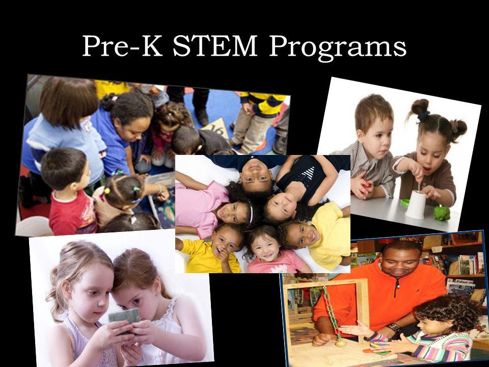 Pre-K STEM Programs