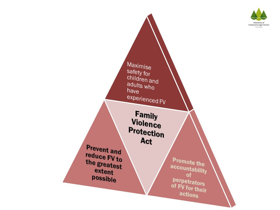 Family Violence Protection Act