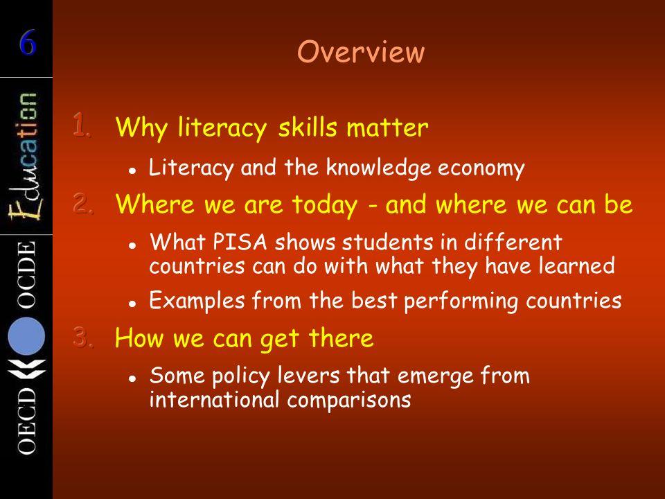 1. Why literacy skills matter