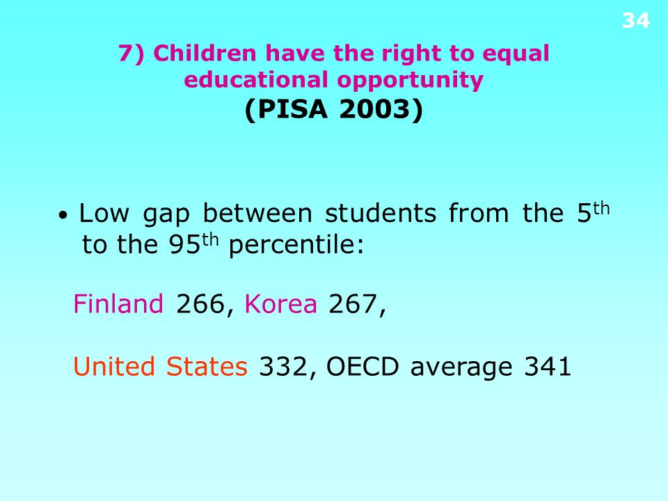 United States 332, OECD average 341