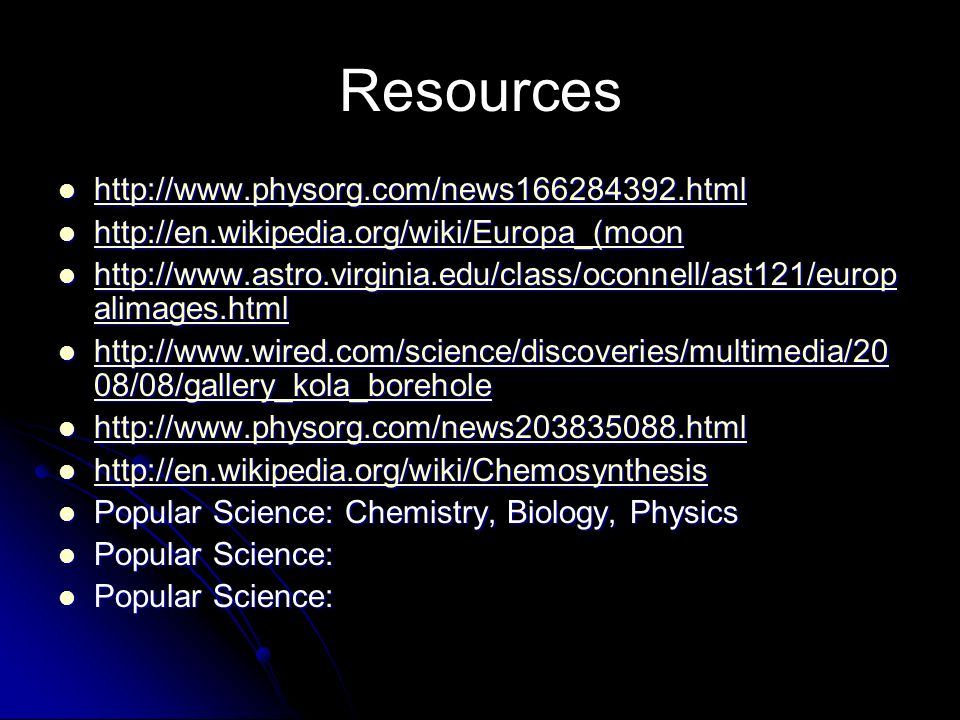 Resources http://www.physorg.com/news166284392.html