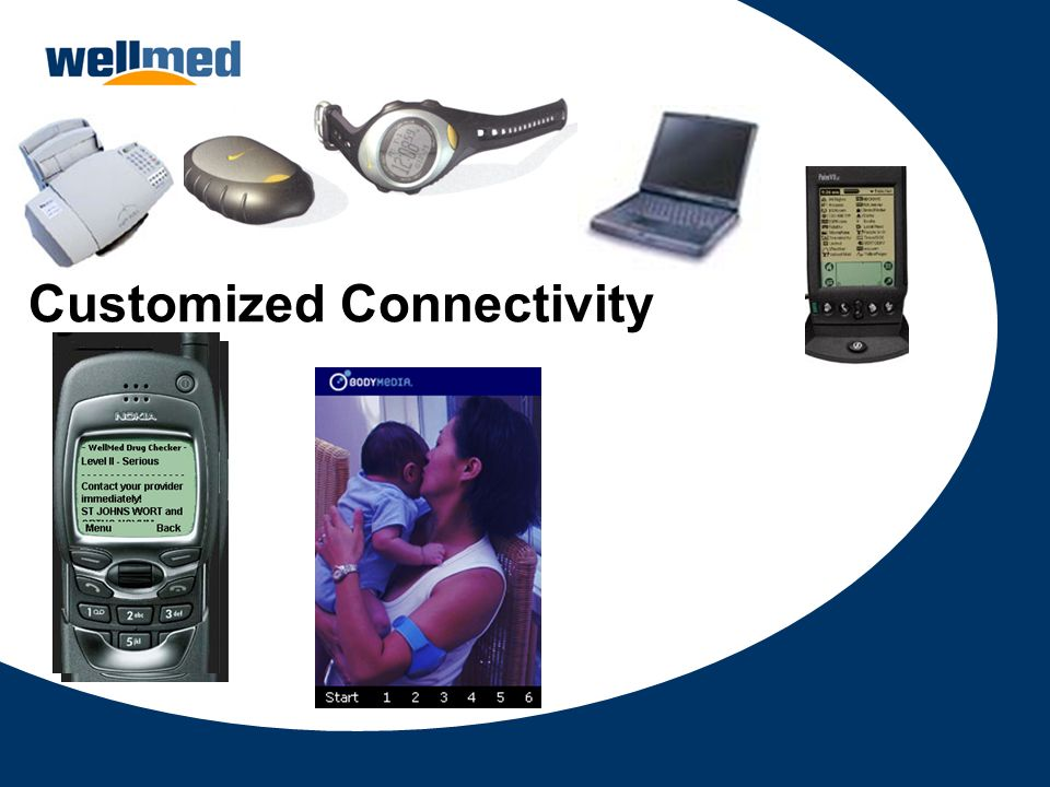 Customized Connectivity