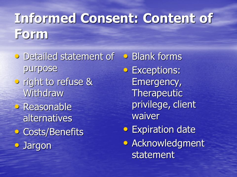 a minors right to confidentiality of Consent is required—a minor who meets one of these criteria enjoys the same rights to consent and confidentiality as an adult patient all minors have the ability to consent confidentially to certain medical services under.