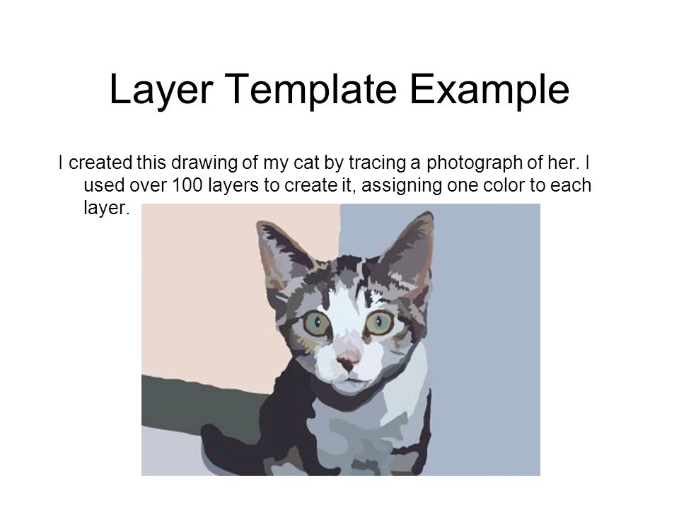 Layer Template Example