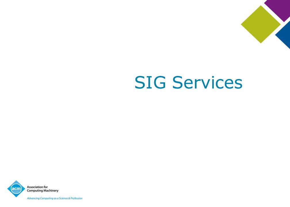 SIG Services