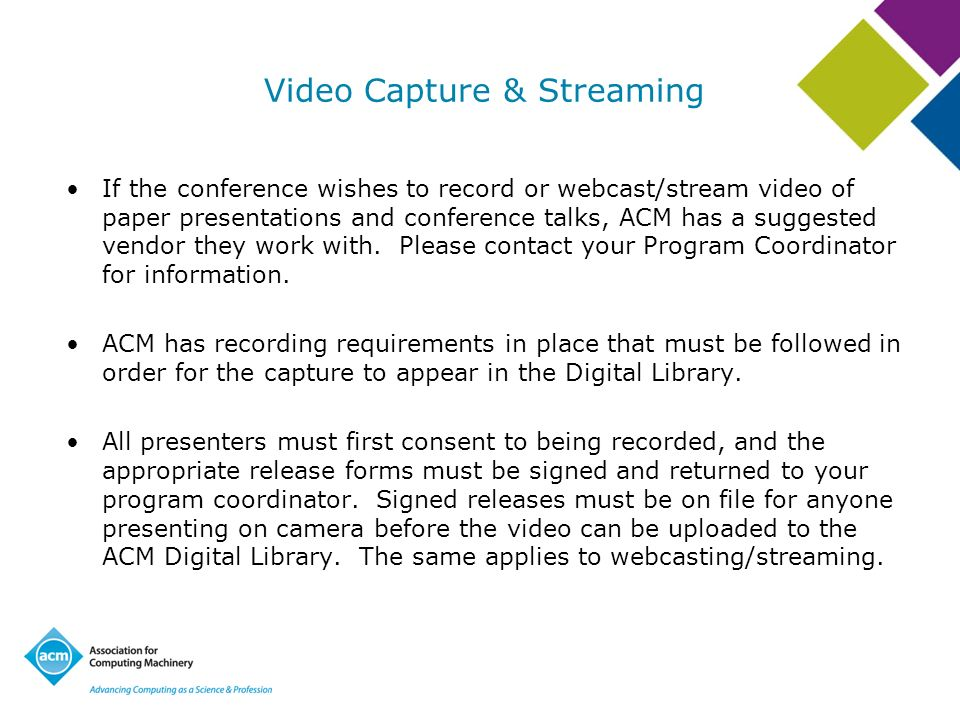 Video Capture & Streaming