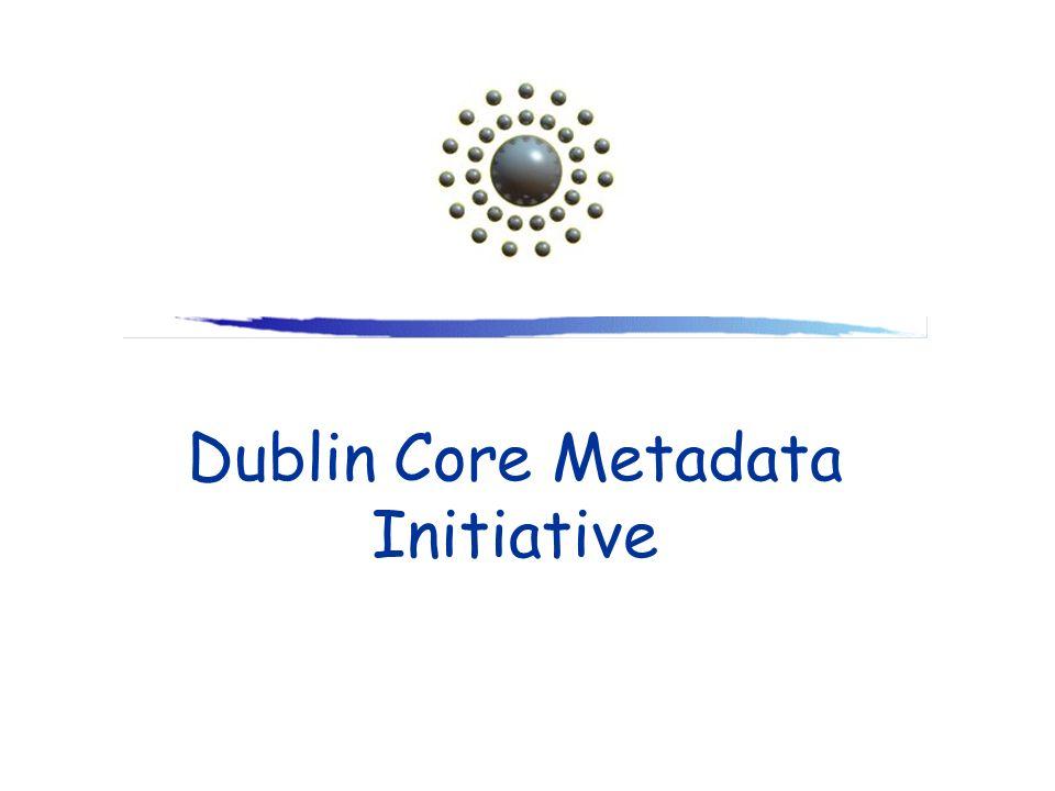 Dublin Core Metadata Initiative