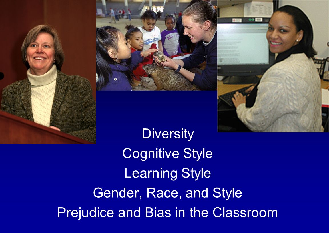 Prejudice and Bias in the Classroom