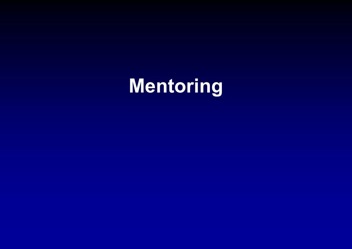 Mentoring NSF ADVANCE