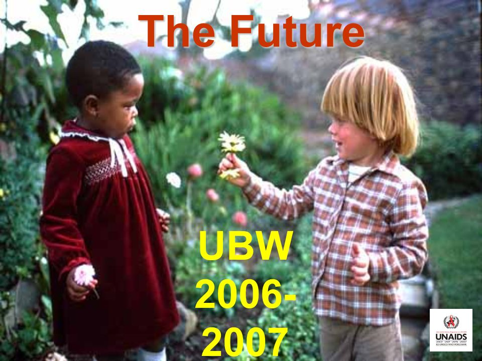 The Future UBW 2006-2007