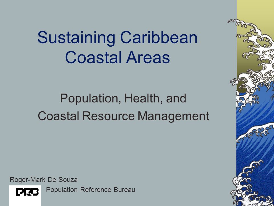 Sustaining Caribbean Coastal Areas
