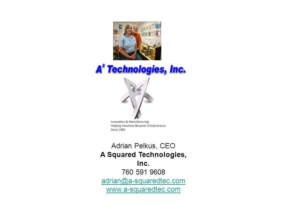 A Squared Technologies, Inc.