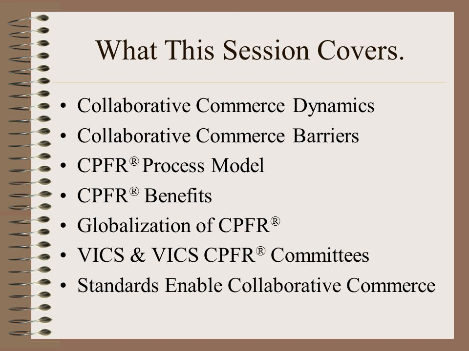 What This Session Covers.