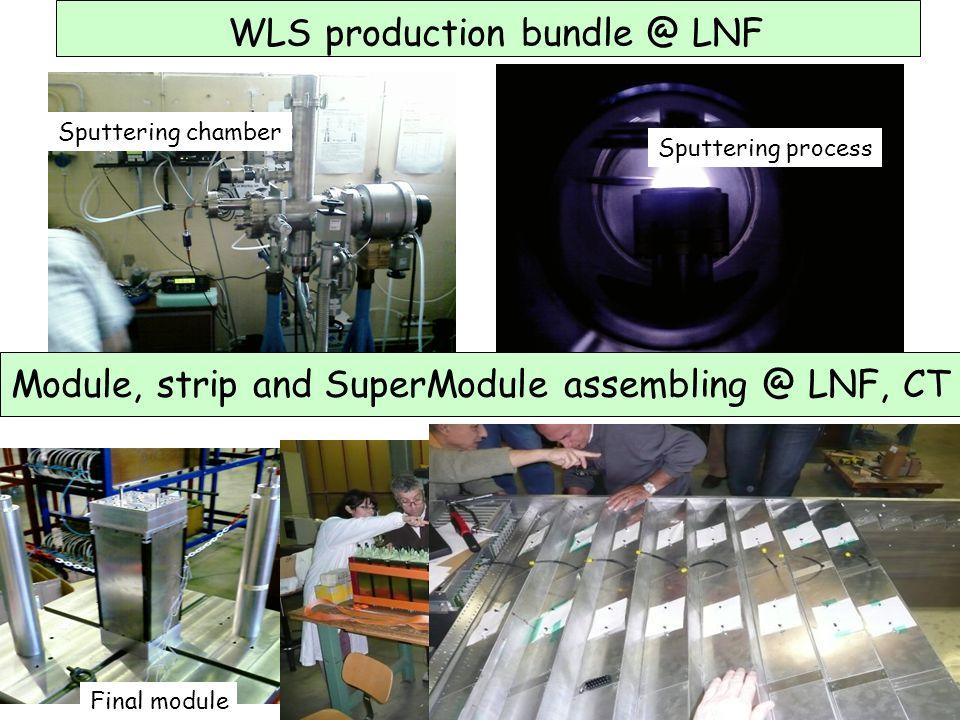 WLS production bundle @ LNF