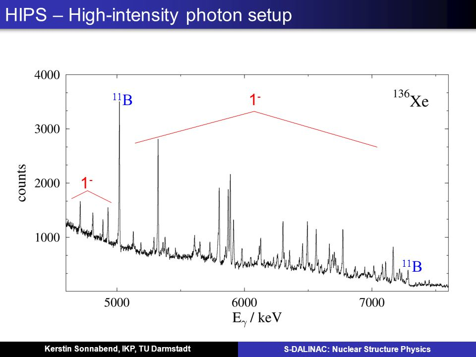 HIPS – High-intensity photon setup
