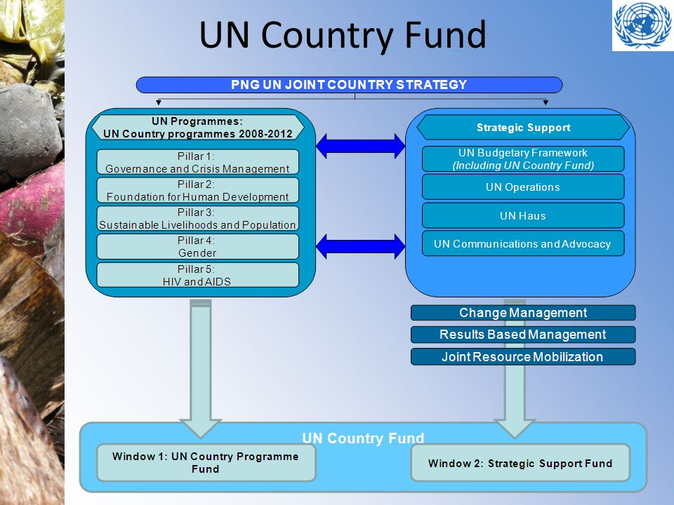 UN Country Fund