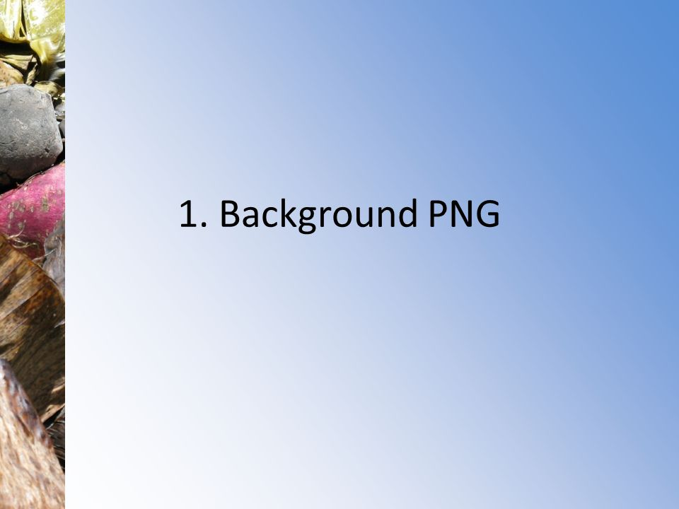 1. Background PNG