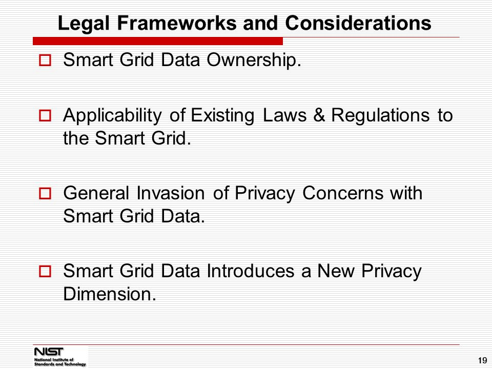 Legal Frameworks and Considerations