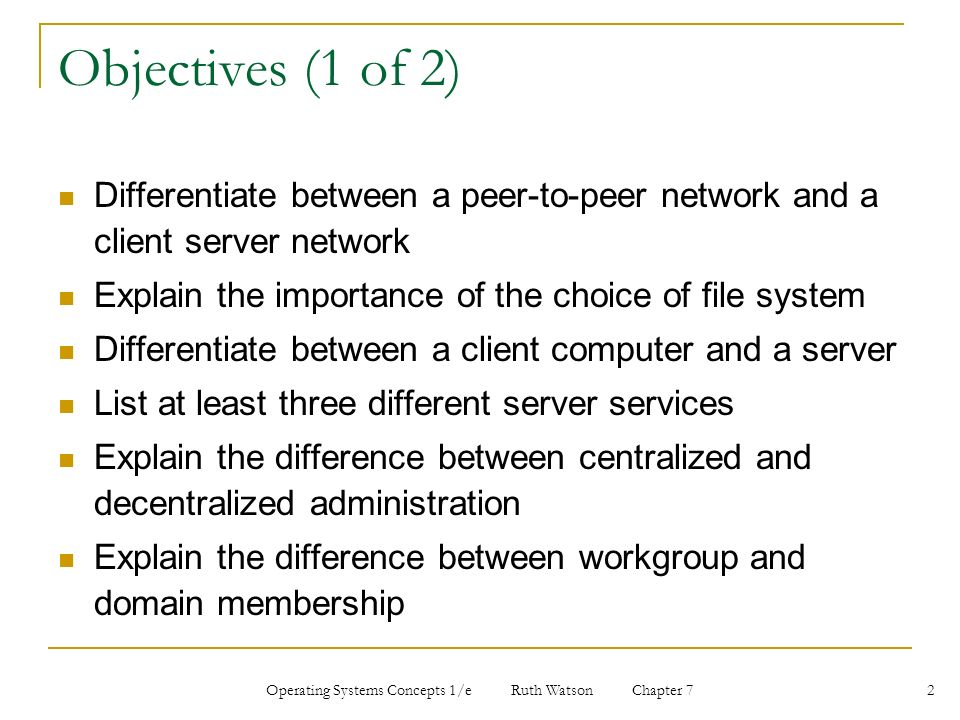 difference between client server and peer to peer pdf