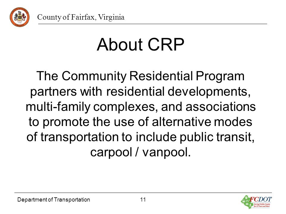 About CRP