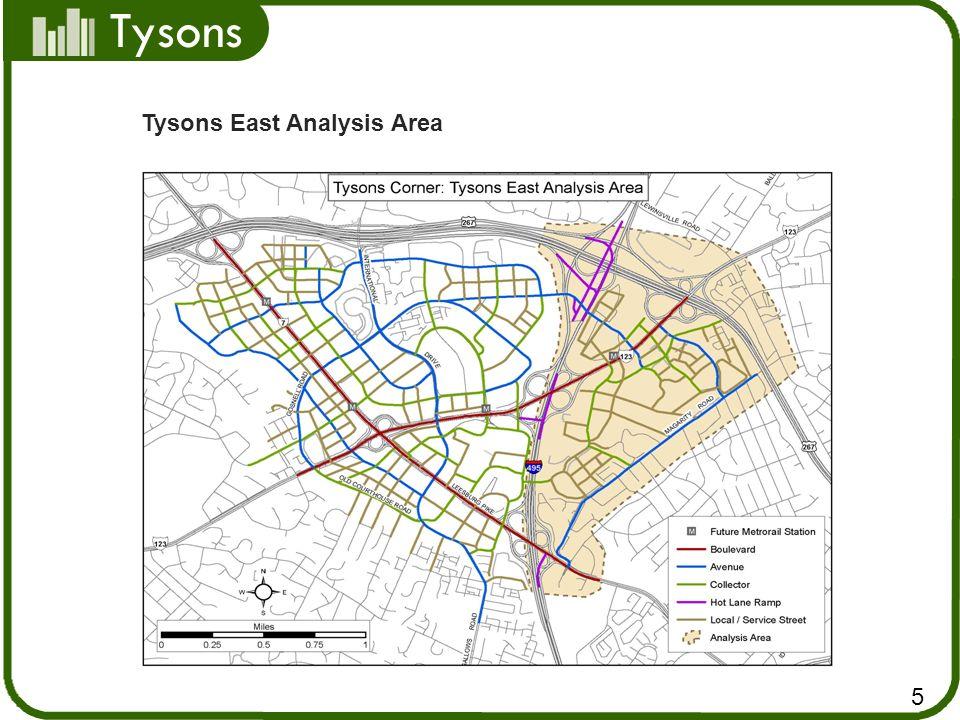 Tysons East Analysis Area