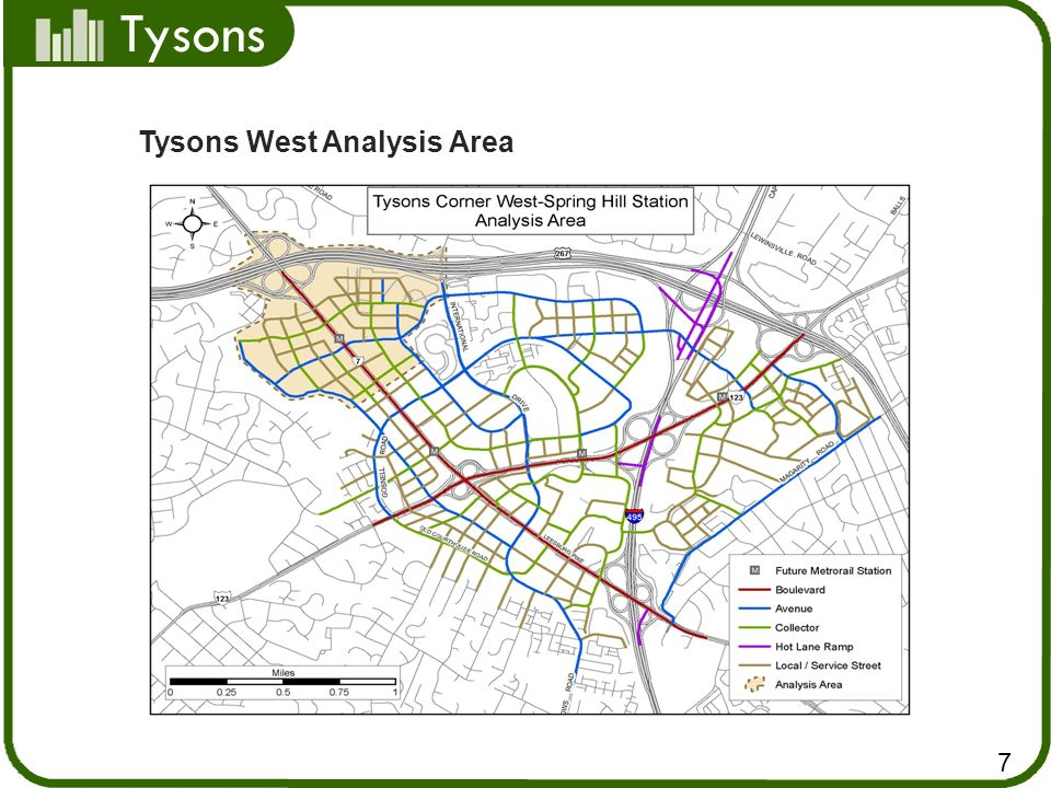 Tysons West Analysis Area