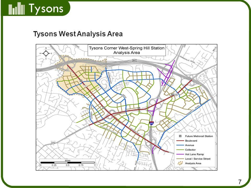 Tysons West Analysis Area