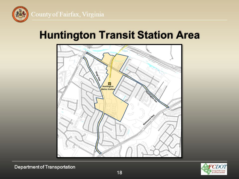Huntington Transit Station Area