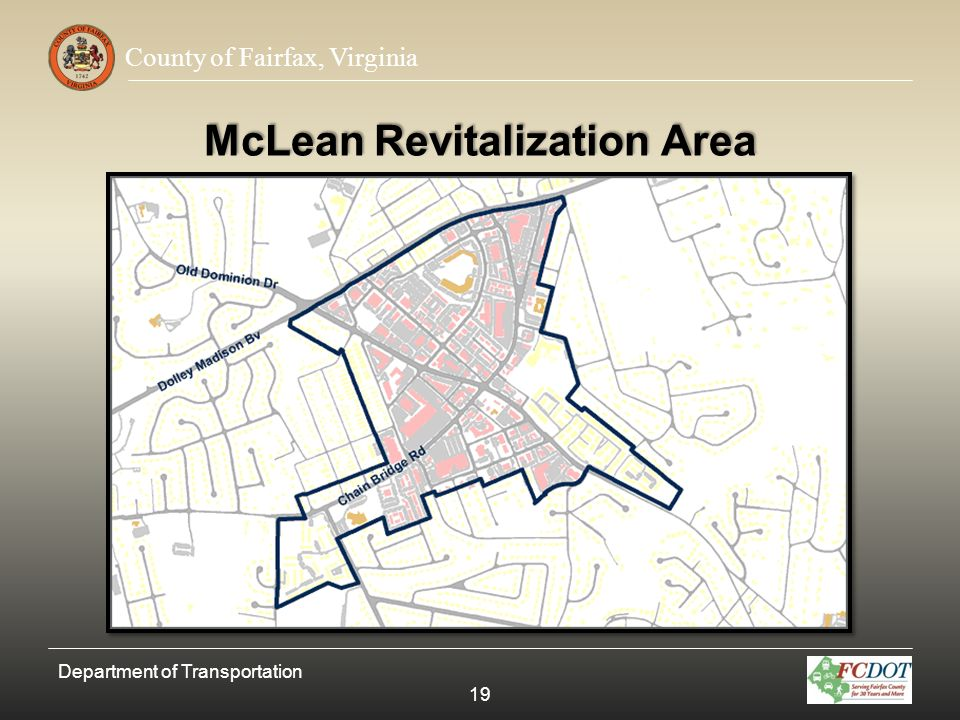 McLean Revitalization Area