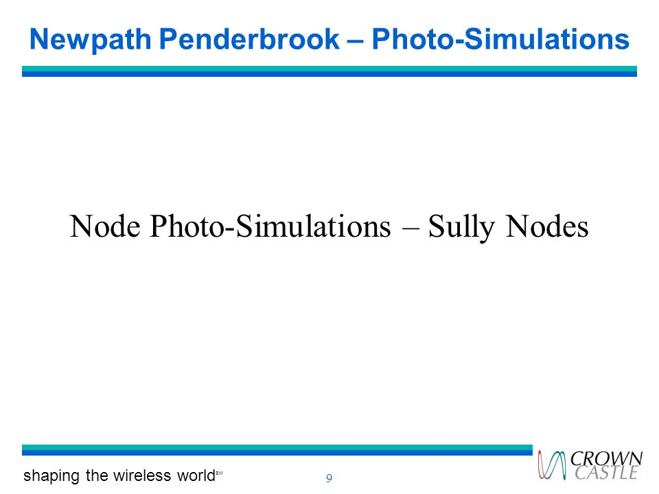 Newpath Penderbrook – Photo-Simulations