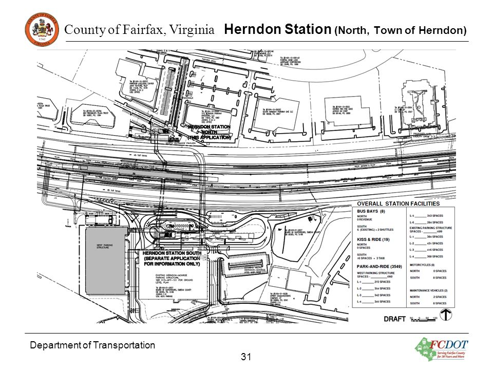 Herndon Station (North, Town of Herndon)
