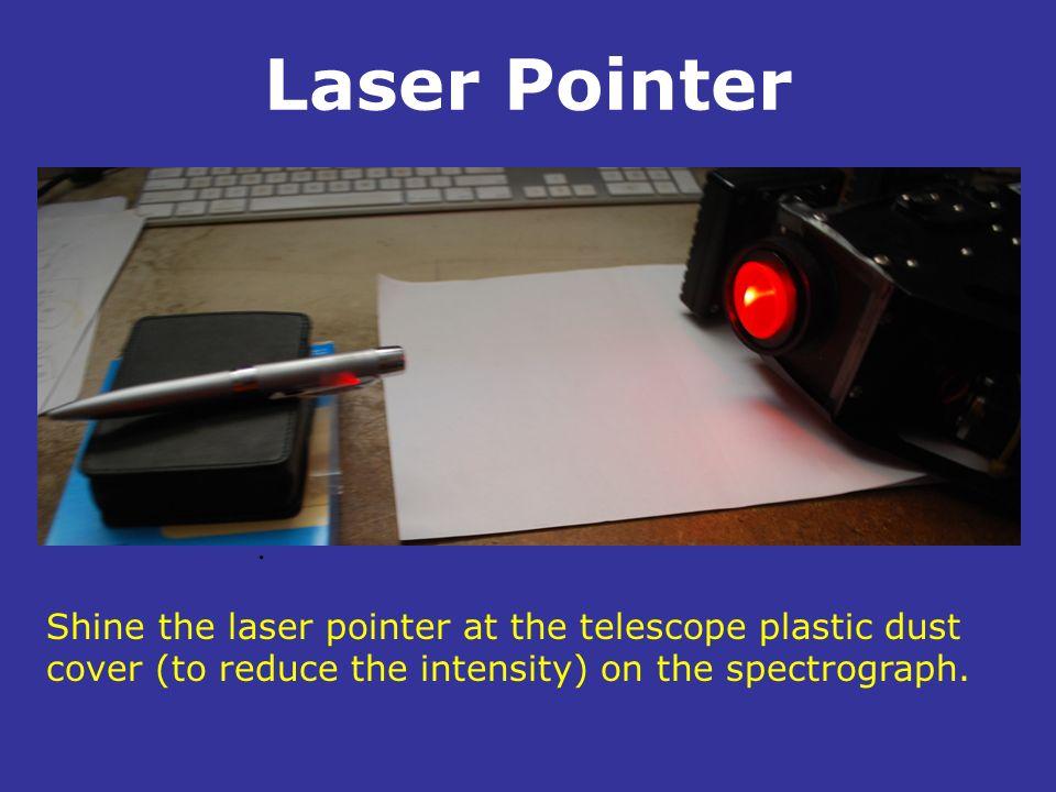 Laser Pointer .