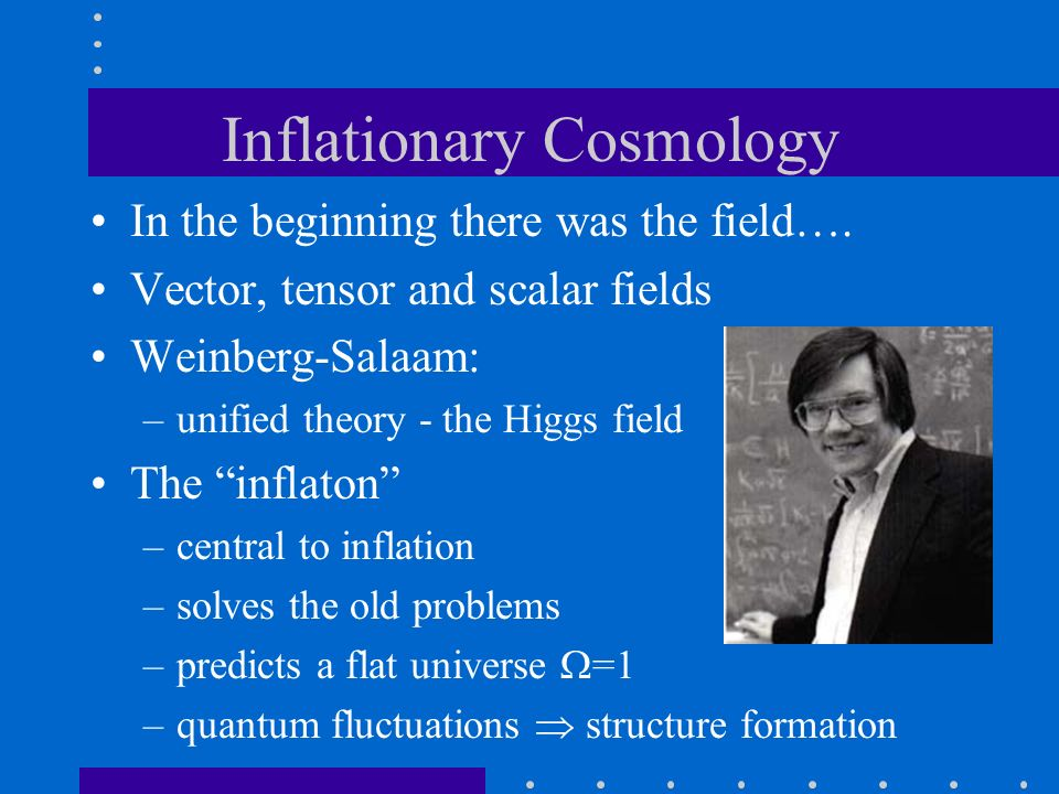 Inflationary Cosmology