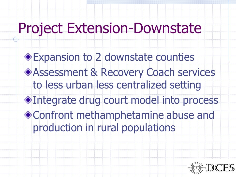 Project Extension-Downstate