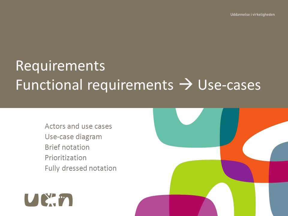 how to create use cases from requirements